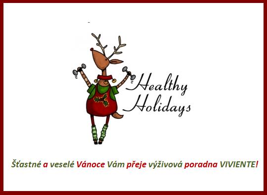 přání VIVIENTE Vánoce